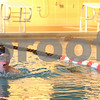 Kyle Bursaw – kbursaw@shawmedia.com<br /> <br /> DeKalb-Sycamore co-op swimmer Brandin Aldridge swims in the Huntley Middle school before the official start of practice on Friday, Dec. 23, 2011, during the hours the school now shares with Kishwaukee YMCA.