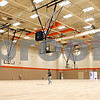 Rob Winner – rwinner@daily-chronicle.com<br /> <br /> The gymnasium of the new DeKalb High School on Wednesday, Feb. 23, 2011.
