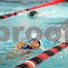 Rob Winner – rwinner@daily-chronicle.com<br /> <br /> Tara Gidaszewski, 17, of Sycamore, works out at the Kishwaukee YMCA on Thursday afternoon as the DeKalb County Swim Team prepares for the YMCA Nationals.