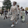 Wendy Kemp - For The Daily Chronicle<br /> The Northern Illinois Dance Center takes part in the annual Pumpkin Parade in Sycamore on Sunday.<br /> Sycamore 10/30/11