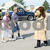Rob Winner – rwinner@daily-chronicle.com<br /> <br /> McGruff the Crime Dog walks the beat during National Night Out in the Target parking lot in DeKalb, Ill., on Tuesday, Aug. 2, 2011.