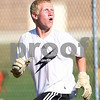 Kyle Bursaw – kbursaw@daily-chronicle.com<br /> <br /> DeKalb goalkeeper Cully Hicks<br /> <br /> Friday, July 22, 2011.
