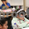 Kyle Bursaw – kbursaw@daily-chronicle.com<br /> <br /> Jennifer Salinas, a fourth grader in Dr. Hilda Rivera's class, sits quietly during the morning announcements which included a moment of silence at Littlejohn Elementary in DeKalb, Ill. on Wednesday, Jan. 19, 2011.