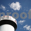 Rob Winner – rwinner@daily-chronicle.com<br /> <br /> The water tower located on the south side of DeKalb on Tuesday, Aug. 9, 2011.