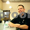 "Rob Winner – rwinner@shawmedia.com<br /> <br /> Bill McMahon, owner of The Lincoln Inn in DeKalb, is helping to raise money for the ""Feed My Starving Children"" program by urging customers to donate their reward points for the cause."
