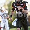 Rob Winner – rwinner@shawmedia.com<br /> <br /> Northern Illinois quarterback Chandler Harnish (12) runs the ball for 45 yards during the third quarter in DeKalb, Ill., on Saturday, Oct. 15, 2011. Northern Illinois defeated Western Michigan, 51-22.
