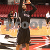 Kyle Bursaw – kbursaw@daily-chronicle.com<br /> <br /> First Silas goes through the motions of shooting until he is given the ball.