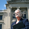 Rob Winner – rwinner@daily-chronicle.com<br /> <br /> Kishwaukee Education Consortium criminal justice instructor Berna Popenhagen served a two-week internship this month with the DeKalb County State's Attorney's Office. Popenhagen spent 34 years in law enforcement, retiring two years ago as chief of police in Kingston. She said the internship has been eye-opening, giving her a new perspective on a different side of law enforcement. <br /> <br /> Sycamore, Ill.<br /> Thursday, June 16, 2011