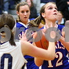 Kyle Bursaw – kbursaw@shawmedia.com<br /> <br /> Hinckley-Big Rock's Katie Hollis shoots during the first quarter of the game in Kirkland, Ill. on Monday, Dec. 12, 2011.