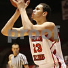 Rob Winner – rwinner@shawmedia.com<br /> <br /> Northern Illinois' Abdel Nader sets his feet before shooting a field goal during the first half in DeKalb, Ill., on Tuesday, Dec. 20, 2011.<br /> <br /> ***three-pointer good