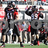 Rob Winner – rwinner@shawmedia.com<br /> <br /> Northern Illinois kicker Mathew Sims (99) caps a Huskies' drive in the second quarter with a field goal in DeKalb, Ill., on Saturday, Oct. 15, 2011.  Northern Illinois defeated Western Michigan, 51-22.