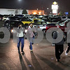 Kyle Bursaw – kbursaw@shawmedia.com<br /> <br /> Shoppers make their way through the parking lot toward Wal-Mart just after 10 p.m. on Thursday, Nov. 24, 2011 when some of the store's Black Friday deals began.