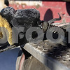 Kyle Bursaw – kbursaw@daily-chronicle.com<br /> <br /> Gary Greer, a driver for Ozinga Ready Made Concrete, pumps diesel fuel into a concrete truck on the morning of Thursday, Feb. 10, 2011 in Sycamore, Ill.