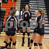 Wendy Kemp - For The Daily Chronicle<br /> DeKalb players cheer during Saturday's game against Zion Benton.<br /> DeKalb 9/10/11