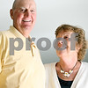 "Rob Winner – rwinner@shawmedia.com<br /> <br /> Jim Anderson, of DeKalb, is recovering from diffuse large B cell lymphoma that he had treated in early June into July. His wife Norma was with him every step of the way. ""She's my administrator, my hearing, my everything,"" said Jim of his wife Norma at their home on Thursday."