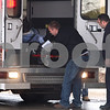 Kyle Bursaw – kbursaw@daily-chronicle.com<br /> <br /> Emergency responders put an injured person into their ambulance at Unlimited Performance at 2111 Midland Court in Sycamore, Ill. on Thursday, Feb. 17, 2011.