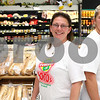 Kyle Bursaw – kbursaw@shawmedia.com<br /> <br /> Dawn Rylko and Robyn Schumaker are the produce and bakery managers at Brown's County Market, respectively, will work on the cake for the 2011 Sycamore Pumpkin Fest. Brown's County Market is this year's 'Friend of the Fest.'<br /> <br /> taken on Monday, Oct. 10, 2011.