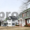 Rob Winner – rwinner@daily-chronicle.com<br /> <br /> Homes located on Augusta Avenue in DeKalb, Ill. on Monday, March 14, 2011.