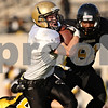 Rob Winner – rwinner@shawmedia.com<br /> <br /> Sycamore running back Austin Culton (1) carries the ball during the second quarter of a Class 5A playoff game in Chicago on Saturday, October 29, 2011. Sycamore defeated King, 36-29.
