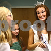 Kyle Bursaw – kbursaw@shawmedia.com<br /> <br /> Hannah Smith, Miss Illinois 2011, talks to some of her former dance students during an open house at Beth Fowler Dance Company, including Alyssa Meier (left) in Genoa, Ill. on Saturday, Sept. 3, 2011.