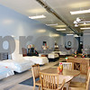 Nicole Weskerna – nweskerna@daily-chronicle.com<br /> <br /> Al's Furniture and Mattress recently moved to a new location in downtown DeKalb. The 2,300-square-foot building holds bedroom sets, mattresses, decorative items and other accessories.