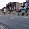 Kyle Bursaw – kbursaw@daily-chronicle.com<br /> <br /> The 100 block of E. Lincoln Highway seen on the evening of Monday, Jan. 31, 2011.