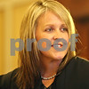 Rob Winner – rwinner@shawmedia.com<br /> <br /> Marcy Buick was sworn in as an associate judge for the 16th Judicial Circuit at the DeKalb County Courthouse in Sycamore on Wednesday, Sept. 28, 2011. Buick fills the open position because of the death of T. Jordan Gallagher in June.