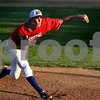 Kyle Bursaw – kbursaw@daily-chronicle.com<br /> <br /> Collin Taylor delivers a pitch to a Hannibal batter in the second inning in Sycamore, Ill. on Saturday, July 2, 2011.