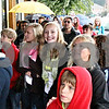 Wendy Kemp – For The Daily Chronicle<br /> <br /> People crowd the entrance of the Egyptian Theatre on Sunday for the movie casting call.<br /> <br /> DeKalb, Ill.<br /> September 18, 2011