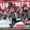 Rob Winner – rwinner@shawmedia.com<br /> <br /> Northern Illinois wide receiver Nathan Palmer (81) picks up 58 yards on a pass from Chandler Harnish during the second quarter in DeKalb, Ill., on Saturday, Oct. 15, 2011. Northern Illinois defeated Western Michigan, 51-22.