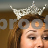 Kyle Bursaw – kbursaw@shawmedia.com<br /> <br /> Hannah Smith, Miss Illinois 2011, adjusts her hair while talking to people at an open house held at Beth Fowler Dance Company, where Smith teaches, in Genoa, Ill. on Saturday, Sept. 3, 2011.