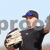 Kyle Bursaw – kbursaw@daily-chronicle.com<br /> <br /> Sycamore senior Tommy Nice throws with a teammate to warm up at the start of baseball practice on Wednesday, March 16, 2011.