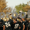 Rob Winner – rwinner@shawmedia.com<br /> <br /> The 2011 Sycamore football team meets at midfield after their Class 5A playoff loss to Rochelle in Sycamore, Ill., on Saturday, Nov. 5, 2011. Rochelle defeated Sycamore, 21-16.