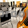 Kyle Bursaw – kbursaw@daily-chronicle.com<br /> <br /> Sycamore Middle School's new orchestra room.<br /> <br /> Wednesday, Aug. 17, 2011.