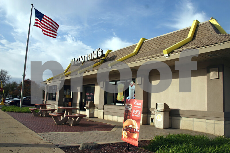 By ANDREW MITCHELL — amitchell@shawmedia.com<br /> The McDonald's restaurant at 545 E. Lincoln Highway could be torn down and rebuilt within the next two years, according an official with the company.