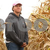 Kyle Bursaw – kbursaw@shawmedia.com<br /> <br /> Mandy Harkalis is about to have her first harvest as a farmer. She operates a Waterman farm that she inherited from her father.<br /> <br /> Friday, Sept. 23, 2011.