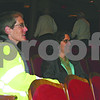 By ANDREW MITCHELL — amitchell@shawmedia.com<br /> DeKalb residents Terri Smialek (left) and Diane Rodgers admire the newly install seats and sound system at the Egyptian Theatre Open House Thursday.