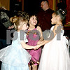 Princesses enjoy a dance at the inaugural Royal Children's Ball fundraiser for the DeKalb County Youth Services Bureau held Friday evening at Altgeld Castle on Northern Illinois University's campus.<br /> <br /> By Nicole Weskerna nweskerna@daily-chronicle.com
