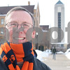 Kyle Bursaw – kbursaw@daily-chronicle.com<br /> <br /> Joe Dubowski attends Northern Illinois University, where his daughter Gayle was a victim in the Feb. 14, 2008 shooting. Dubowski chose NIU, in part, because of the love the community showed his family after the shooting.<br /> <br /> Wednesday, Feb. 9, 2011.