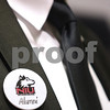 Kyle Bursaw – kbursaw@shawmedia.com<br /> <br /> Ruben Ramos of TEKsystems wears an NIU alumni button on his lapel to let job seeking students know he is a fellow Huskie at the annual Fall Jobs Fair at the Convocation Center on Wednesday, Oct. 19, 2011.