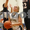 Rob Winner – rwinner@shawmedia.com<br /> <br /> Sycamore's Jessica Mollman (center) looks to shoot during the first half of the Central High School Thanksgiving Tournament championship game in Burlington on Wednesday, Nov. 23, 2011.