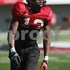 Rob Winner – rwinner@shawmedia.com<br /> <br /> Northern Illinois wide receiver Anthony Johnson during practice at Huskie Stadium in DeKalb Friday, April 6, 2012.