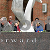 Rob Winner – rwinner@shawmedia.com<br /> <br /> On Tuesday afternoon outside Cole Hall, State Representative Bob Pritchard pays his respects during a memorial for the Northern Illinois students who lost their lives during a shooting on Feb. 14, 2008.<br /> <br /> DeKalb, Ill.<br /> Tuesday, Feb. 14, 2012