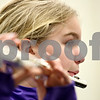 Rob Winner – rwinner@shawmedia.com<br /> <br /> Fifth grader Hannah Hanks plays the flute during band practice at Sycamore Middle School on Tuesday.