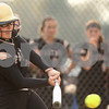 Kyle Bursaw – kbursaw@shawmedia.com<br /> <br /> Sycamore's Abby Foulk (10) connects with a pitch from Dundee-Crown at Sycamore Park on Friday, March 23, 2012.