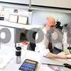 Kyle Bursaw – kbursaw@shawmedia.com<br /> <br /> DeKalb County Clerk John Acardo makes phone calls and catches up with his email in his office in Sycamore, Ill. on Monday, March 19, 2012.