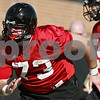 Rob Winner – rwinner@shawmedia.com<br /> <br /> Matt Killian during the Northern Illinois football team's first practice of the spring Wednesday, March 28, in DeKalb, Ill.