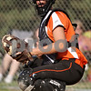DeKalb catcher Alysha Guy