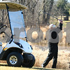 Kyle Bursaw – kbursaw@shawmedia.com<br /> <br /> Jeff Main (pictured) and five others took advantage of the unseasonably warm January to get in a round of golf at Kishwaukee Country Club on Tuesday, Jan. 10, 2012.