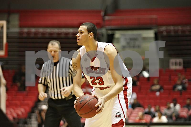 Northern Illinois' Abdel Nader
